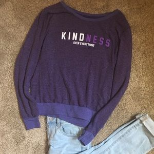 🌟HOUSE OF TENS KINDNESS OVER EVERYTHING SWEATER🌟